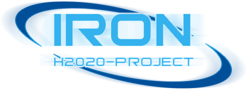Gasera IRON Horizon2020-project logo