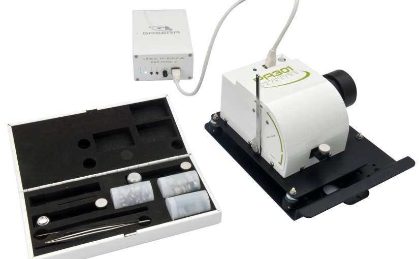 Photoacoustic FTIR accessory that enables rapid analysis of solid, semi-solid and liquid samples