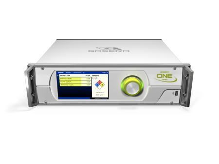 GASERA ONE SHED multi-gas analyser for automotive emissions testing