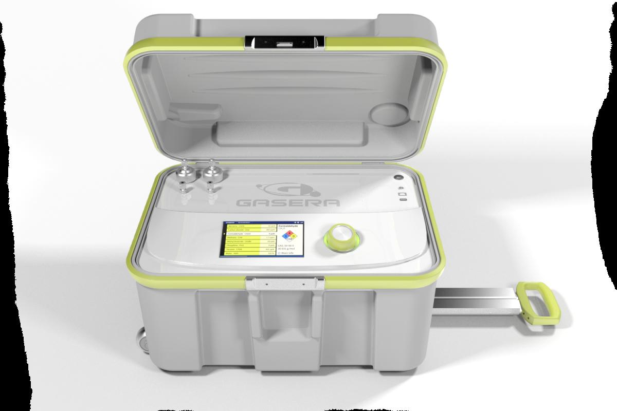 Gasera One portable